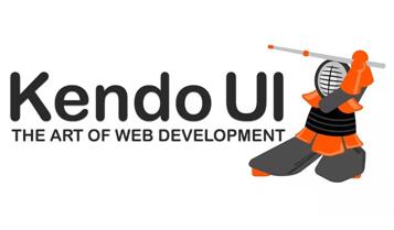 logo de la bibliothèque Javascript Kendo UI