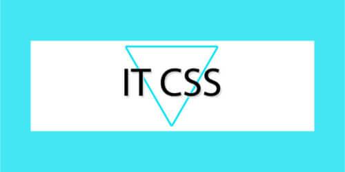 IT CSS vignette